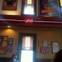 Photo taken at Uno Pizzeria & Grill - Madison by Mike H. on 11/28/2011