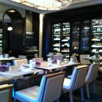 Photo taken at Hawksworth Restaurant by Timothy E. on 8/4/2012