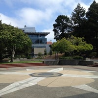 Photo taken at University Hall by Michelle E. on 7/15/2012