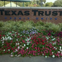 Photo taken at Texas Trust Credit Union by Reuben A. on 10/7/2011