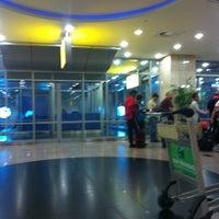 Photo taken at Gate F3 by Preye K. on 7/22/2012