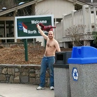 Photo taken at North Carolina Welcome Center by Michael H. on 2/4/2012