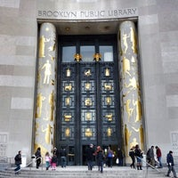 Photo taken at Brooklyn Public Library (Central Library) by Elon James W. on 2/4/2012