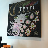 Photo taken at Kidrobot Studio Store by Donia on 4/19/2012