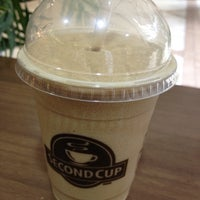 Photo taken at Second Cup by Go H. on 6/12/2012