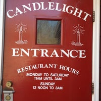 Photo taken at Candlelight Inn by KeLLy <3 on 2/26/2012