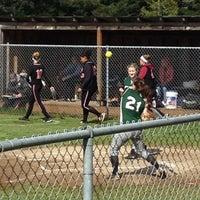 Photo taken at Delphi Softball Field by slharris 3. on 5/4/2012