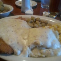 Photo taken at Cracker Barrel Old Country Store by Christine O. on 12/17/2011