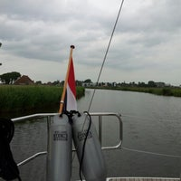 Photo taken at Panhuysbrug by Theo P. on 6/15/2012