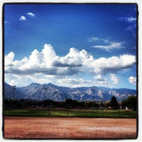 Photo taken at Morris K. Udall Park by Michael D. on 7/17/2012