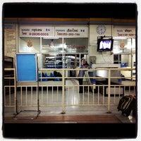 Photo taken at Nakhonchai Air Bus Terminal by voragorn W. on 6/17/2012
