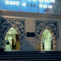 Photo taken at Masjid At-Taubah by Krisna H. on 1/29/2012