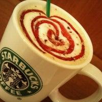Photo taken at Starbucks by Capri K. on 11/3/2011