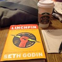Photo taken at Starbucks by Sarah K. on 1/29/2012