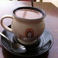 Photo taken at Chocolateria San Churro by Tasha on 4/16/2011