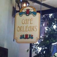 Photo taken at Café Orleans by Kristin on 10/8/2011