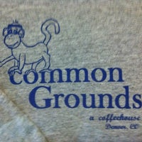 Photo taken at Common Grounds Coffee by Greg D. on 8/30/2012