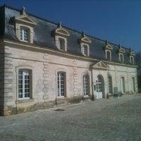 Photo taken at La Corderie Royale by Malvina M. on 3/20/2012
