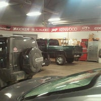 Photo taken at Stereo West Autotoys by Bryan A. on 2/23/2012