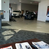 Photo taken at Ken Barrett Chevrolet Cadillac by Bryan on 8/15/2012