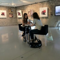 Photo taken at Swatch Permanent Exhibition by Mila E. on 6/3/2012