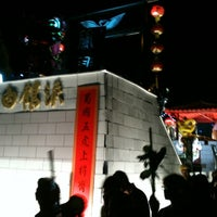 Photo taken at 游神@神场 by Ⓙⓐⓒⓚⓨ on 2/23/2011
