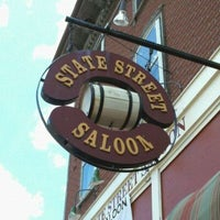 Photo taken at State Street Saloon by Kyle Willow B. on 7/9/2011