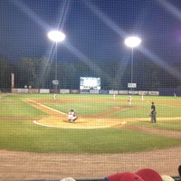 Photo taken at Dutchess Stadium by Carmen V. on 7/4/2012