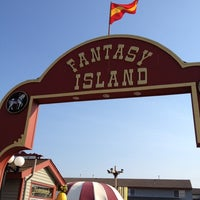 Photo taken at Fantasy Island by Rob C. on 6/10/2012