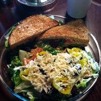 Photo taken at The Loft Cafe' by Bruce K. on 8/12/2011