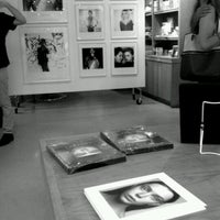 Photo taken at Clic Gallery + Bookstore by Aya R. on 6/22/2012
