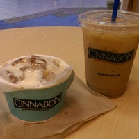 Photo taken at Cinnabon by Paul G. on 8/5/2012