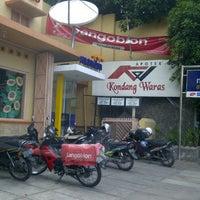 Photo taken at Apotik Kondang Waras by Pambudi S. on 11/26/2011