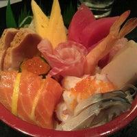 Photo taken at Kiriba Sushi by Michelle F. on 9/28/2011