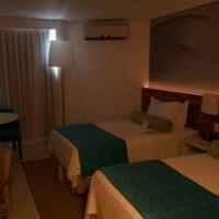 Photo taken at Radisson Hotel Maceio by Chris N. on 1/4/2012