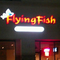 Photo taken at flying fish sushi by Johnny C. on 10/26/2011