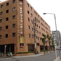 Photo taken at Nagoya Crown Hotel by Katsuya M. on 4/29/2012