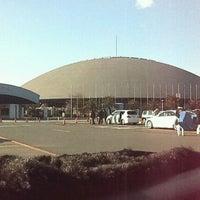 Photo taken at Nagoya International Exhibition Hall by Taketsugu A. on 2/17/2012