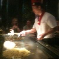 Photo taken at Buddha Asian Bistro & Hibachi by Larry O. on 10/10/2011