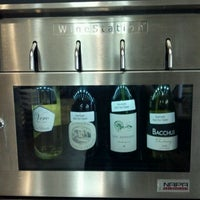 Photo taken at Wine Academy by Heather K. on 2/25/2012