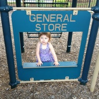 Photo taken at The Greens at Birkdale Village Playground by Josh D. on 5/7/2012