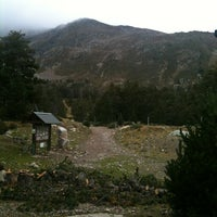 Photo taken at Refugi Cornalets-canigou by Moly on 9/24/2011