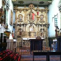 Photo taken at Mission San Juan Capistrano by James M. on 7/31/2011