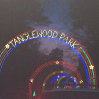 Photo taken at Tanglewood Festival of Lights by Jarm T. on 12/10/2011