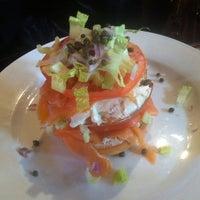 Photo taken at CAV Restaurant by Yeein L. on 10/15/2011