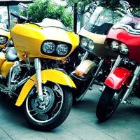 Photo taken at Mabua Harley-Davidson by Mahatma S. on 8/29/2012