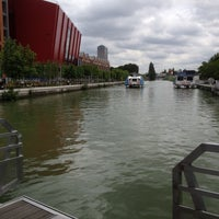 Photo taken at Navette fluviale Icade by Eric T. on 6/13/2012
