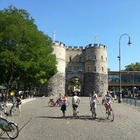 Photo taken at Rudolfplatz by Werner S. on 9/8/2012