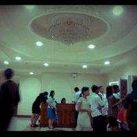 Photo taken at Iglesia Ni Cristo (Locale Congregation of Batasan Hills) by iampatburmen 이. on 8/8/2012