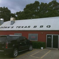 Photo taken at Donn's Texas Bar-B-Que by Jun C. on 5/31/2012